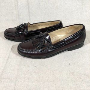 Cole Haan Pinch Loafers Mahogany Mens Sz 9.5
